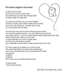 The heart caught in the heart - Dori Kirchmair-2